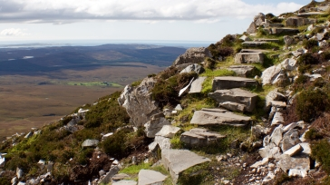 Connemara National Park's Stairway to Heaven