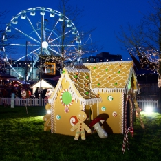 The Galway Christmas Market