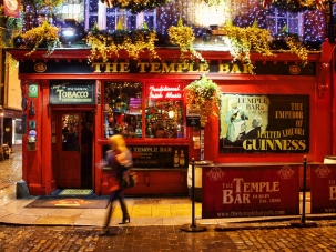 Late Night in Dublin
